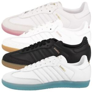 Femmes En Baskets Low Samba Chaussures Sport Cuir Adidas Top Dames 4gZw6a