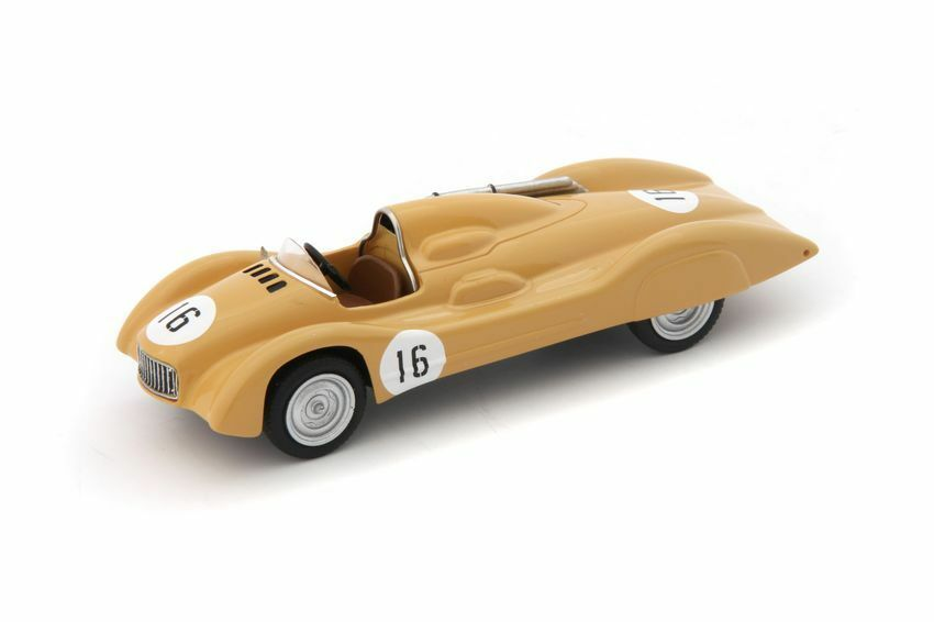 Moskvich G2  16 1959 Ivory 1 1 1 43 Model AUTOCULT b23c83