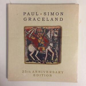 Paul-Simon-Graceland-25th-Anniversary-Edition-CD-DVD-Neu-Versiegelt