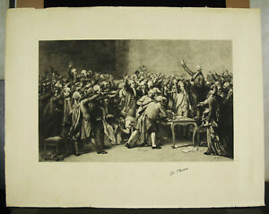 The-Oath-Of-Set-Palm-c1848-Per-Albert-Georges-Besse-Ap-Auguste-Elbow
