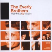 The Everly Brothers, Everly Brothers - Definitive Pop [new Cd] on Sale
