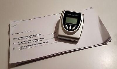 Fashion Style Pedometer Con Radio Modello Z-17806 Radio Tronic- Supplemento L'Energia Vitale E Il Nutrimento Yin