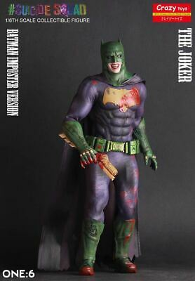 1//6TH Crazy Toys DC Comics Suicide Squad Joker Action Figure Toy Collectible NEW