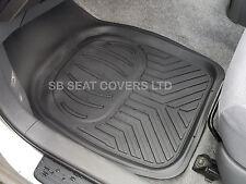 CHRYSLER SEBRING / GRAND VOYAGER CAR FLOOR MATS DEEP DISH RUBBER - RM500 4 PIECE