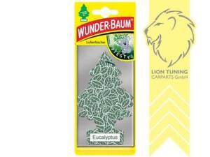 Wunderbaum-Duftbaum-Autoduft-Autoparfuem-Lufterfrischer-Eucalyptus-Duft