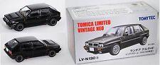 TOMICA LIMITED / TOMYTEC LV-N130b Lancia Delta HF Integrale 16V schwarz  1:64