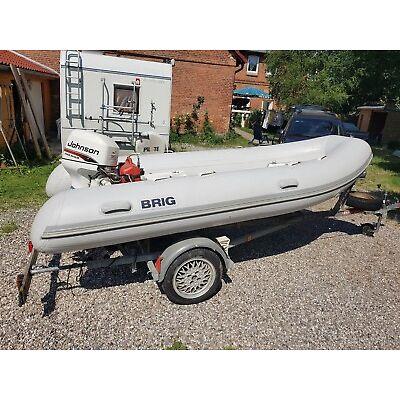 Schlauchboot Brig F400 inkl. Zubehör