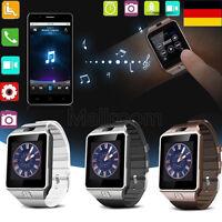 ◆U8◆U8 Plus◆DZ09◆ SmartWatch Armbanduhr Bluetooth Uhr für Android iOS SIM Kamera