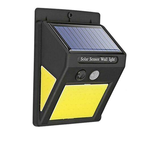 60//48//30//20LED COB Solar Outdoor Lamp Motion Sensor Path Garden Night Light NIGH