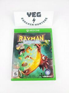 Rayman Legends (Microsoft Xbox One, 2014) Complete Tested Canadian Seller