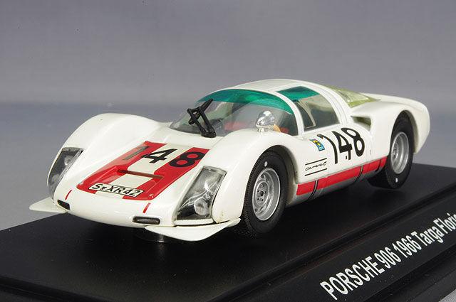 Ebbro 1 43 Porsche 906 Targa Florio 1966 W.Mairesse   H.Muller
