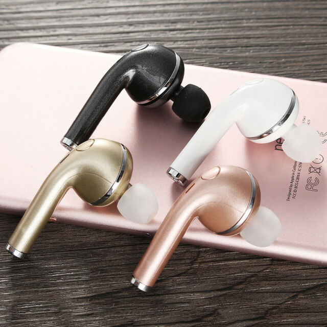 Bluedio S6 Wireless Bluetooth Stereo Earphone For Smartphone Water Proof For Sale Online Ebay