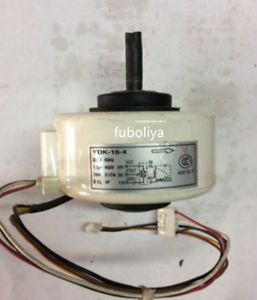 for  Chigo air conditioner indoor motor 6 line PG motor YDK-16-4 9