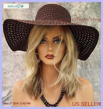 OCEAN Front Lace Designer Wig CLR RH1488RT8 ULTIMATE BEACHY WAVES NEW STYLE