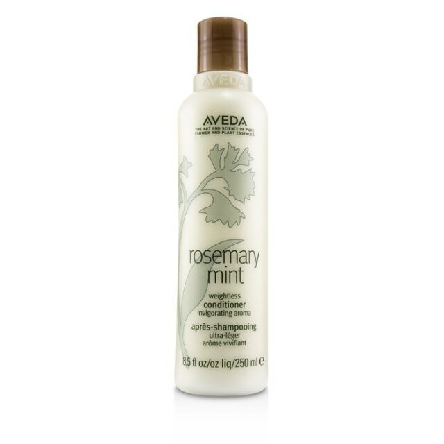 NEW Aveda Rosemary Mint Weightless Conditioner 250ml Mens Hair Care
