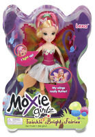 Moxie Girlz Twinkle Bright Fairies Doll - Lexa