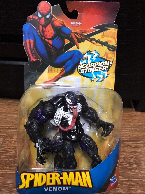 Marvel's Scorpion Battle Spider Hasbro New Ages 4+