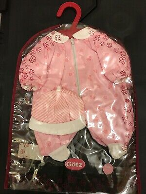 """American Girl And Gotz Doll ~ Pink Dress Outfit Fit 18"""" dolls Brand New!"""