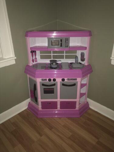 American Plastic Toy Deluxe Custom Kitchen For Sale Online Ebay