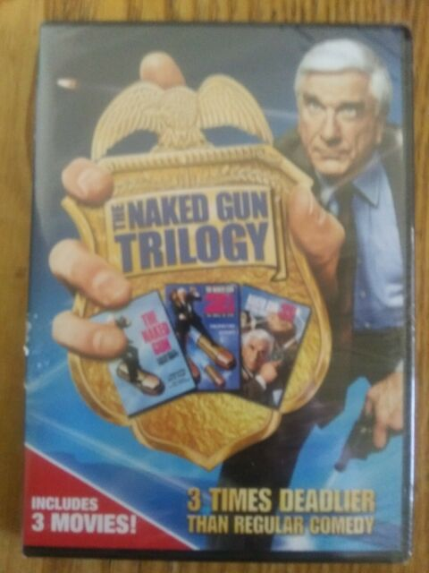The Naked Gun Trilogy - The Naked Gun, 2 1/2, & 33 1/3 - 3