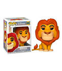 Funko Pop! Disney Rey León Mufasa Figura Bobble Head