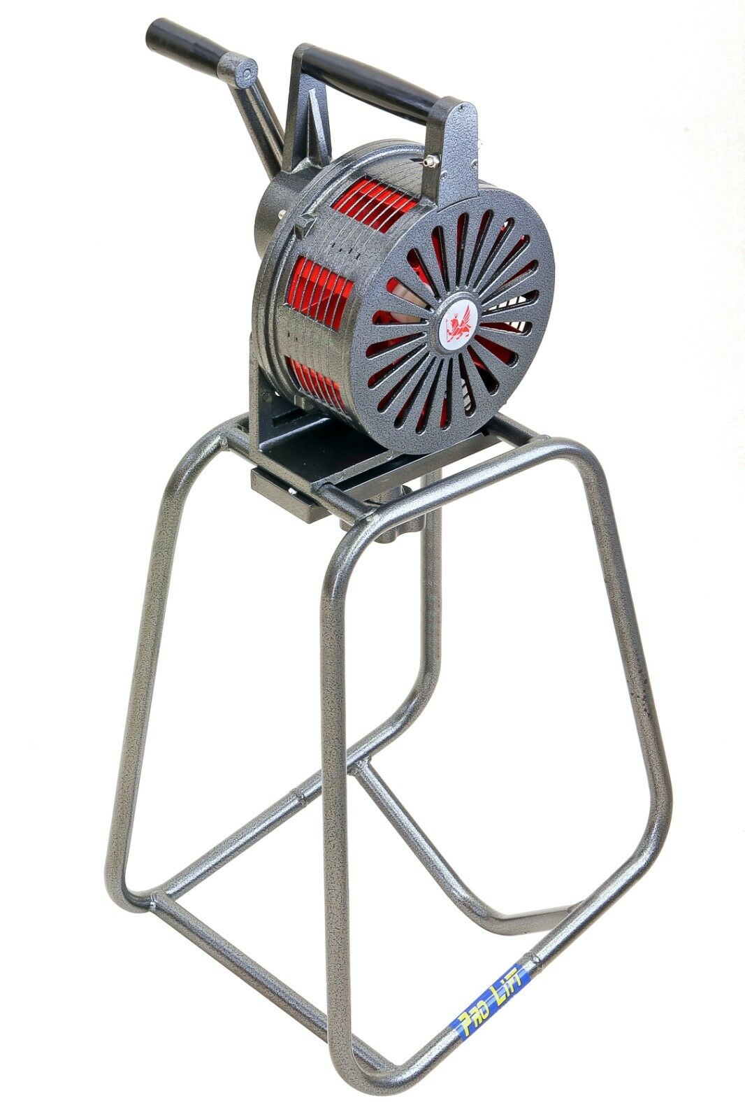120dB Standsirene Handsirene Alarm Lufthorn stabiler Standfuß lautstark 00260