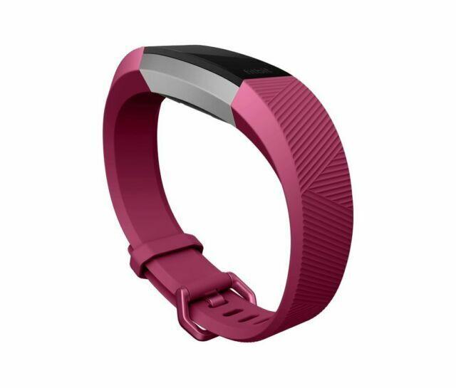 New Genuine Fit Bit  Alta Accessory Band Purple Size Small