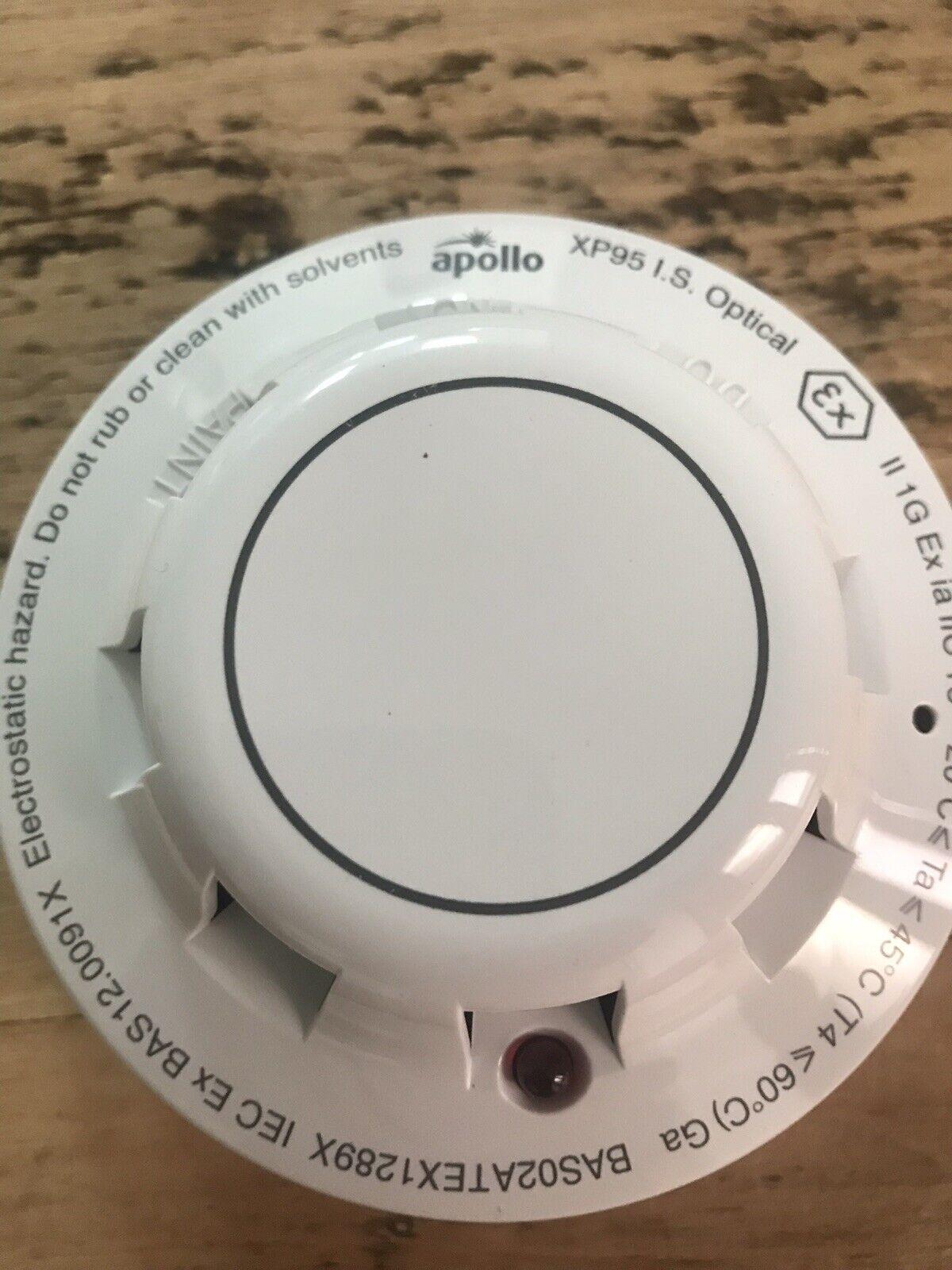 Apollo XP95 55000-540 Detector de humo de ionización intrínsecamente seguro