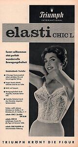 386a33b1f Image is loading 1962-AD-GERMAN-triumph-international -elasti-chic-foundation-