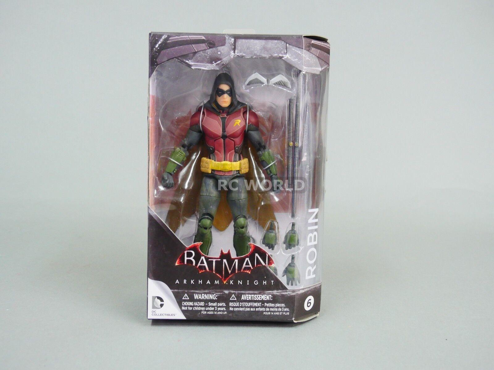 Dc Collectibles Batman Arkham-Ritter Scarecrow Figur  r3