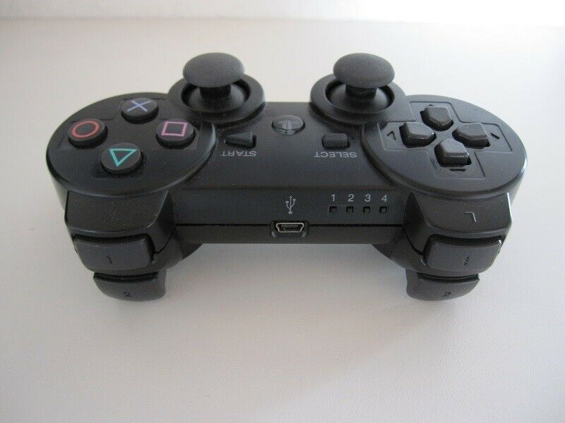 Playstation 3, Controller - BlueTooth, Perfekt