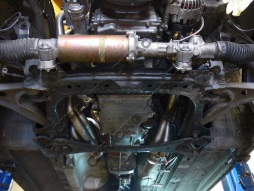 CXRacing Power Steering Rack Spacer Kit For Mazda RX-8 RX8 Motor Swap