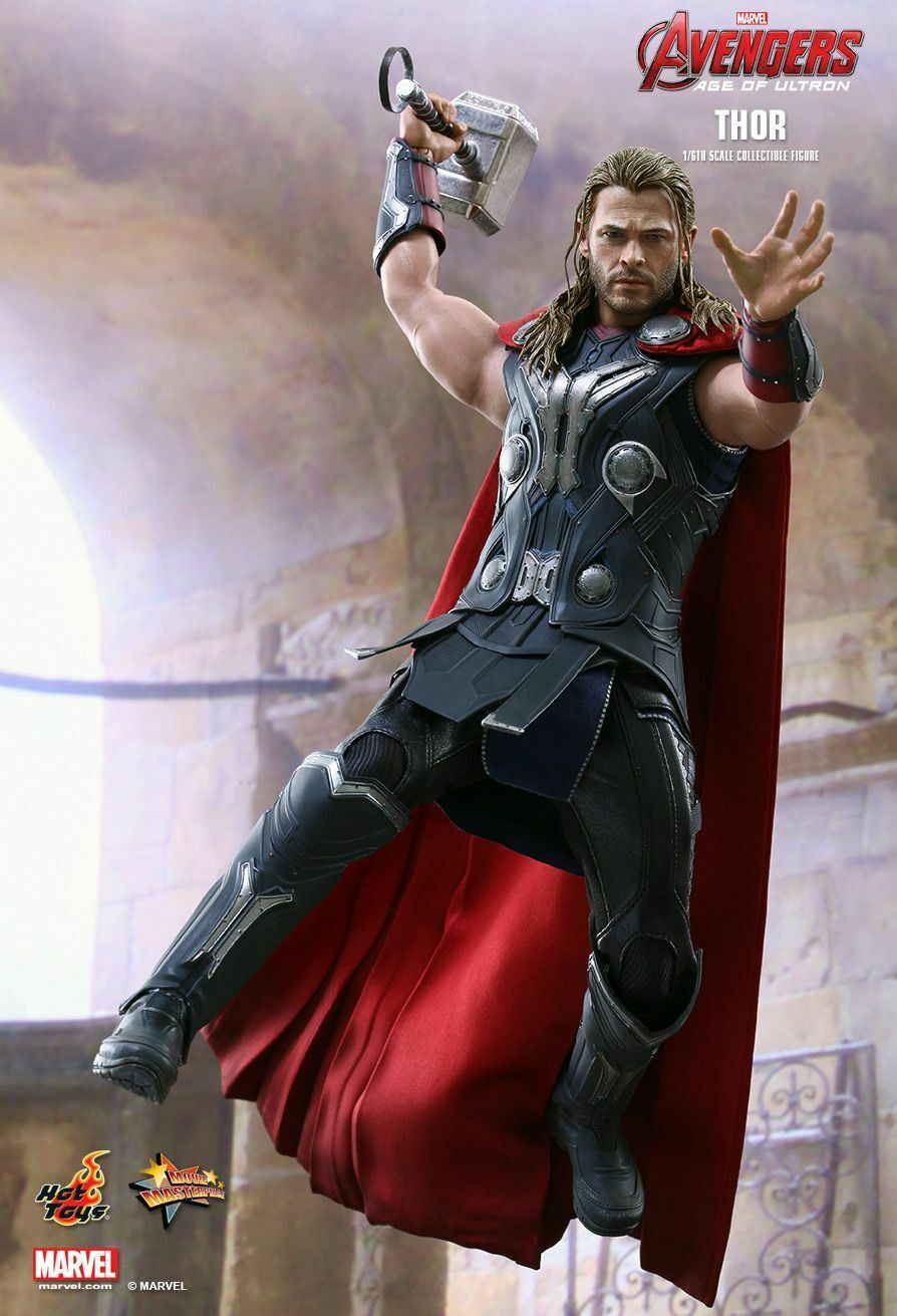 HOT TOYS TOYS TOYS 1 6 MARVEL AVENGERS MMS306 AGE OF ULTRON THOR MASTERPIECE ACTION FIGURE c45712