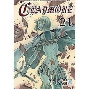 100% De Qualité Claymore 24 - Manga Star Comics - Nuovo Chiedi Per Tutti I Numeri!