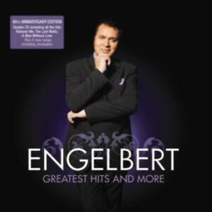 Engelbert-Humperdinck-Greatest-Hits-and-More-2-CD-NEW