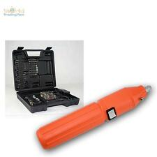 Mini Perceuse DrillX avec batterie Ensemble De Gravure De Broyage 60 pièces