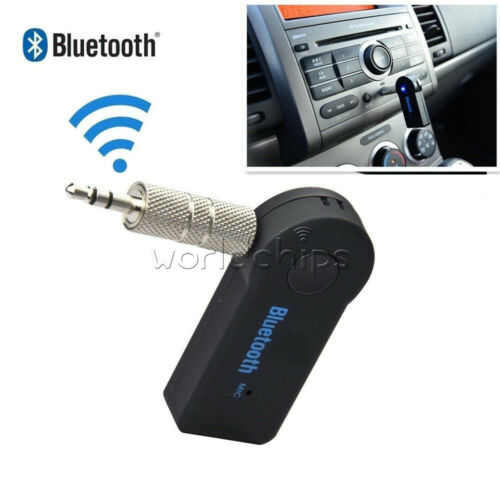 3.5mm Bluetooth 3.0 Speaker Adapter Wireless Mono Audio Music Receiver Car AUX