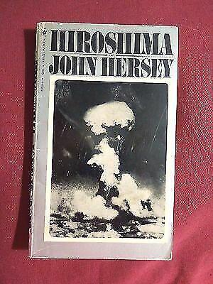 Hiroshima by John Hersey (1981, Paperback) 978055320598