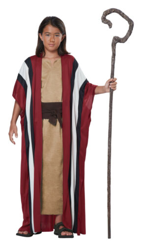 Moses Holy Bible Biblical Shepherd Religious Child Costume