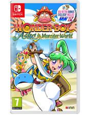 Wonder Boy Asha In Monster World SWITCH Neuf sous blister