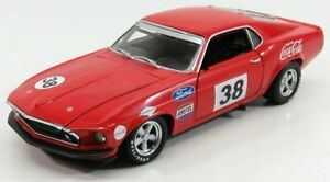 ACME-MODELS 1/18 FORD USA | MUSTANG BOSS 302 COUPE N 38 TRANS AM 1969 A.MOFAT...