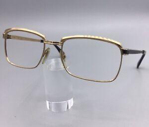 Metzler-Germany-Brillen-1-10-12k-occhiale-vintage-60s-laminated-gold