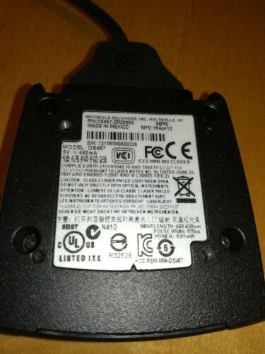 Motorola DS457-SR USB Fixed Mount 1D 2D Scanner Barcodescanner DS457-SR20009