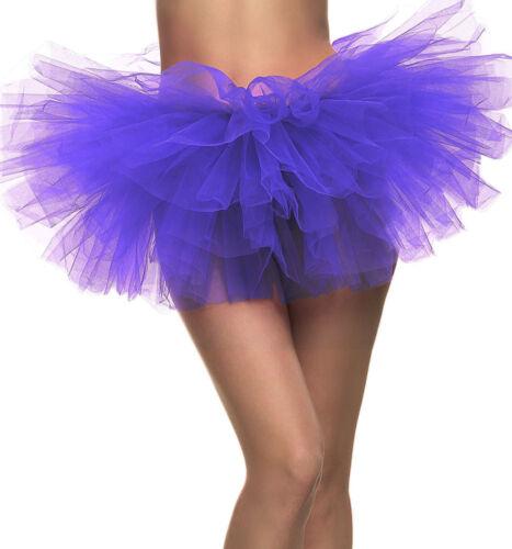 Organza Tutu Rave Petticoat Mini Skirt Rainbow Gay Pride Stripe Short Holiday