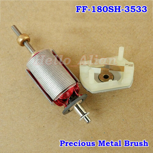 MABUCHI FF-180PH DC3V~12V 19500RPM High Speed Mini 180 Motor Toy Electric Shaver