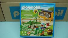 Playmobil 5123 Rabbit Hutch and Pen mini diorama toy Geobra mint in Box green