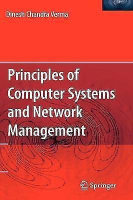 Principles of Computer Systems and Network Management by Verma, Dinesh Chandra