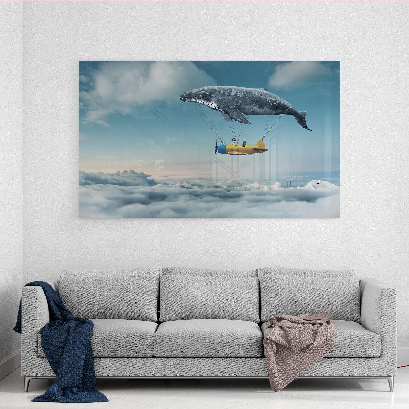 Trempé ESG Art verre Imprimé Photo Wall Art ESG Hang Photo conte de fées Prizma GWA0345 061730