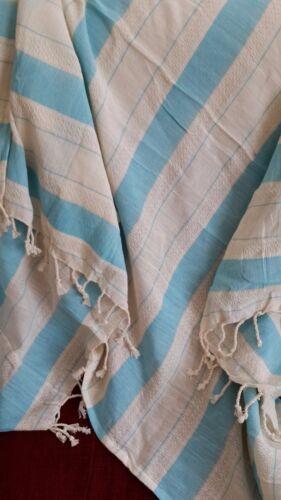 Hammam  Authentic Towel SPA BEACH PAREO 100/% Cotton,Bamboo Turkish Peshtemal