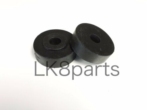 Land Rover Range Classic Discovery Rubber Body to Frame Washer SET x2 ANR1504